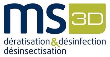 Logo MS-3D 400